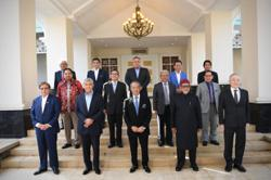 PM Muhyiddin receives full backing from presidents under PN