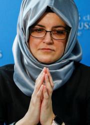 Khashoggi's fiancee hopes Turkish trial will reveal fresh evidence