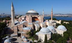 Pompeo urges Turkey to maintain the status of Hagia Sophia as museum