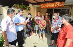 Sewerage company to repair houses in Taman Beringin