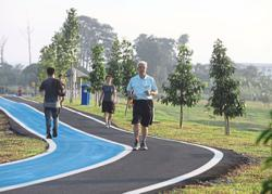 Kajang park opens ahead of schedule