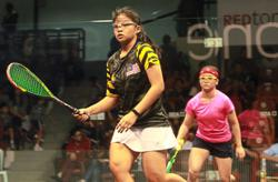 Jessica stays proactive after plan to turn pro disrupted