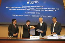 Penang partners with SRS