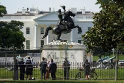 Trump administration sends out teams to guard monuments on July 4th weekend