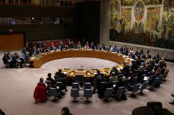 Months later, U.N. Security Council backs call for coronavirus truce