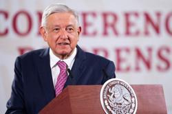 Coronavirus slump threatens Mexican president's crusade on poverty