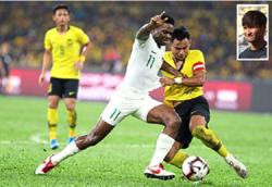 Keeper Farizal: Norhafiz and Aidil remind me of Chin Aun and Santokh