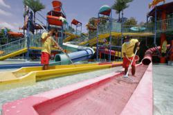 Water park opens doors with higher standards