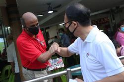 Singapore polls: Securing jobs key theme on day two of campaign