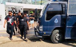 Cops gatecrash party in Tawau, arrest 23