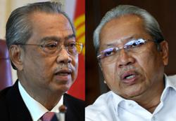 Umno backs Muhyiddin as PM, says Annuar Musa
