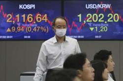Asian stocks follow Wall Street higher on vaccine hopes