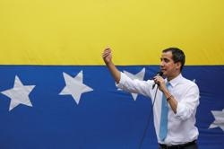 UK government recognises Guaido as Venezuela's president in gold dispute, judge rules