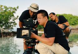 Malaysian cinematographer wins awards at international film festival