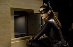How did Anne Hathaway become Catwoman?