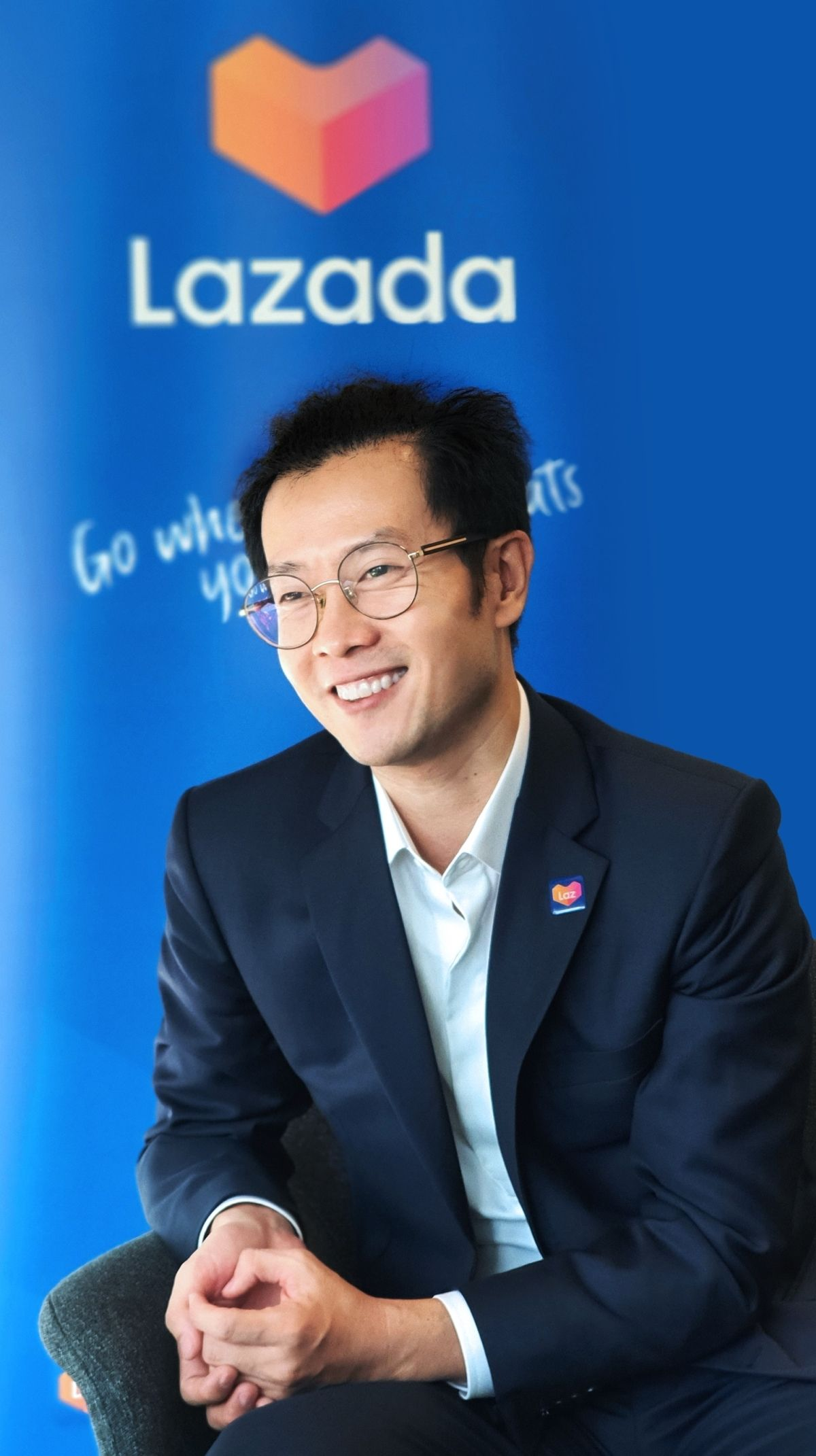 'Lazada Malaysia has been leading in deliveries and ready to manage peak-order volumes, ' said Lazada Malaysia chief executive officer Leo Chow.