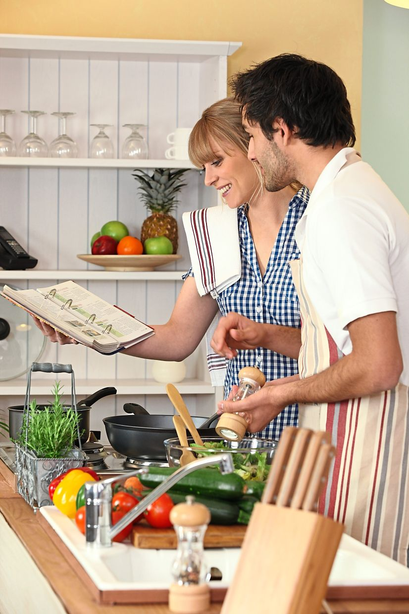With young kids running around and a busy career, it is essential to keep organised in order to produce healthy meals everyone enjoys. — AFP