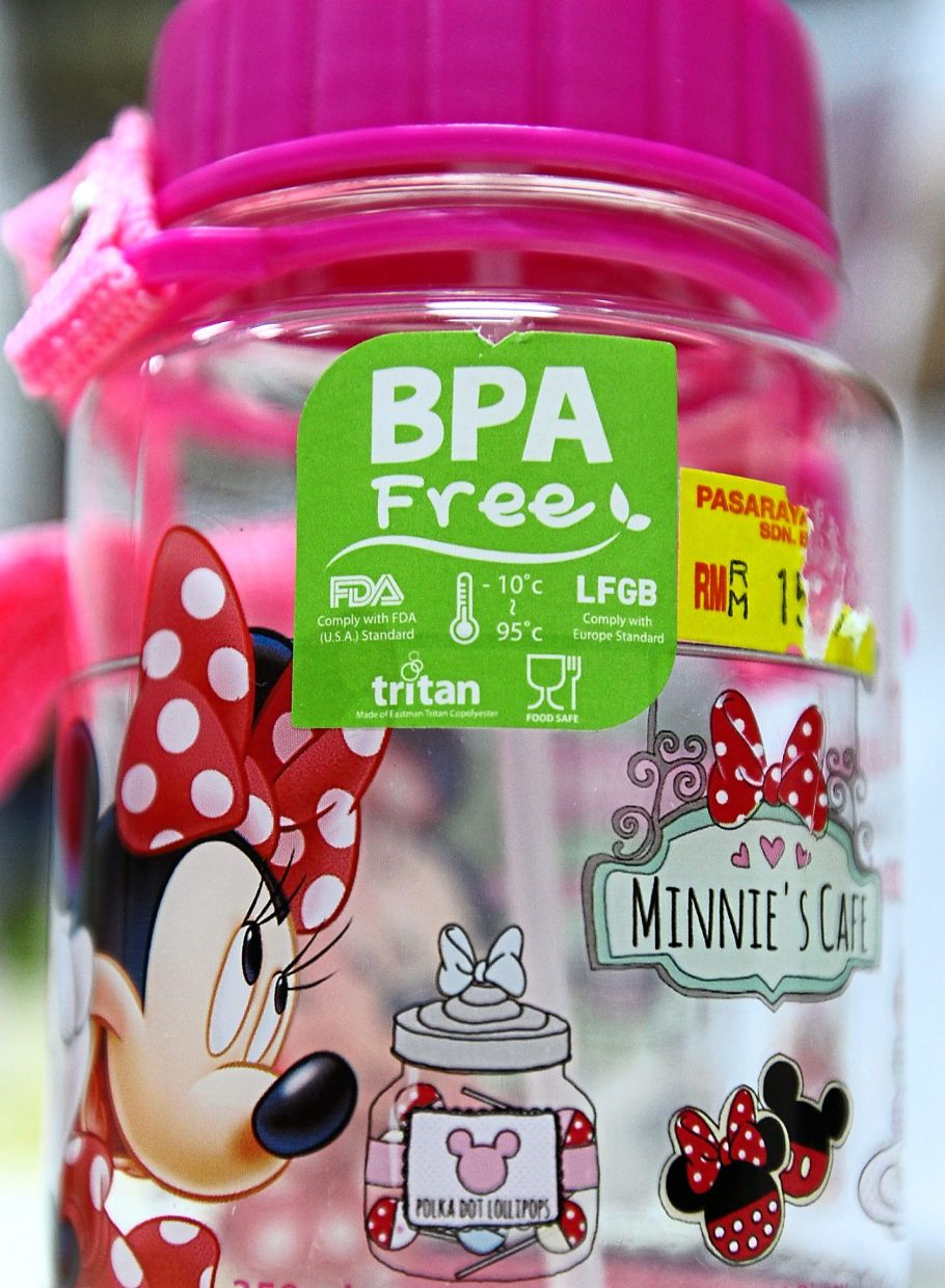 BPA has been found to negatively influence certain epigenetic markers and increase risk of disease, resulting in many products declaring themselves BPA-free. — Filepic