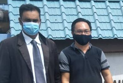 Awarded RM5mil in court, father just wants bedridden son to walk and talk again