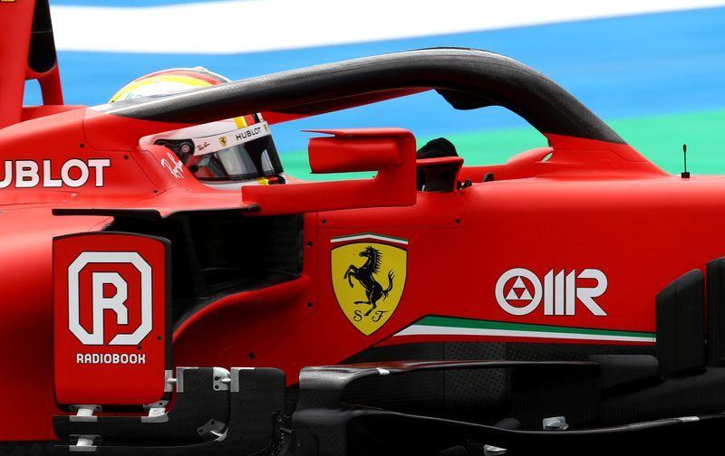 Pandemic sealed Vettel's departure, says Ferrari boss