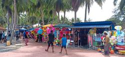 Business flows back to PD beach