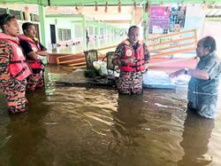 Northern Sarawak hit by floods
