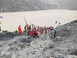 Over 120 dead in jade mine landslide