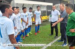 Overseas-based Adam and Kuzri selected for U-19 squad