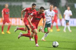 Werder Bremen held by Heidenheim in relegation playoff