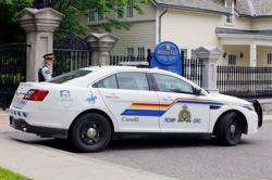 Armed Canadian man arrested after driving truck through gates near PM Trudeau's Ottawa residence