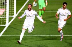 Real Madrid close in on title after edging Getafe
