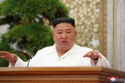 Kim Jong-un hails N. Korea's 'shining success' against Covid-19