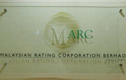 MARC affirms Malaysia's sovereign rating at AAA/stable