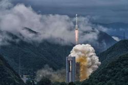 Beidou's last navigation satellite arrives in orbit 36,000km above Earth