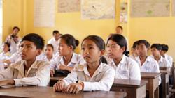 Schools in Cambodia to reopen in three stages