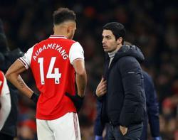 Arteta optimistic Aubameyang will stay at Arsenal