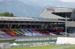 Mercedes one-two as F1 gets back on track in Austria