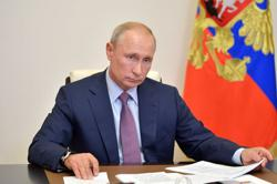 Putin says Russians voted 'with their hearts' to let him extend rule