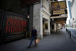 More scarce than opening-night tickets: insurance to back Broadway shows