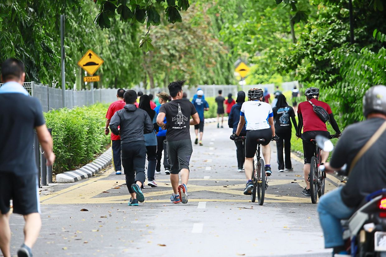 Take it slow and steady, say experts