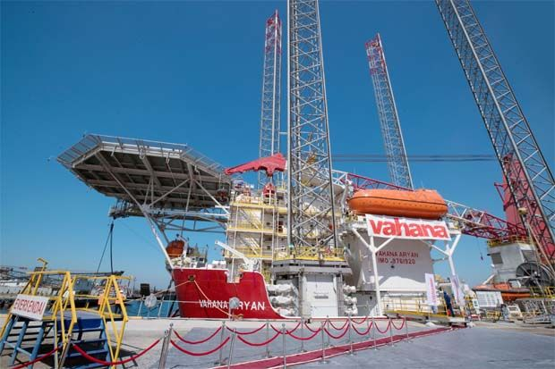 Vahana has two liftboat vessels, one of which is operating and chartered in Saudi Arabia waters, for five years ending June 2025. The second vessel is being built and has already secured a five-year charter that is expected to commence in July 2021 until July 2026.