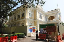 RM8mil Town Hall upgrade under way