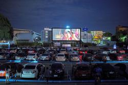 A cool drive-in experience