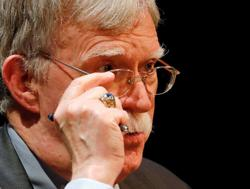Russia says Bolton's account of INF treaty talks distorted