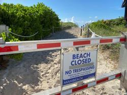 Seven U.S. states post record COVID cases, curfew ordered in Miami