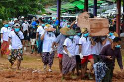 Myanmar tragedy: Death toll of jade mine collapse reaches 172