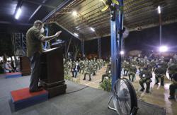 Philippines' Duterte signs anti-terrorism bill into law