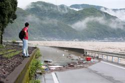 Japan: Troops to assists as 8 missing, 3 injured in Kyushu rains; 130 virus cases confirmed