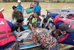 Croc attack victim's body found without hands in Tawau
