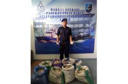 Marine cops seize 4,000 turtle eggs being smuggled into Sabah